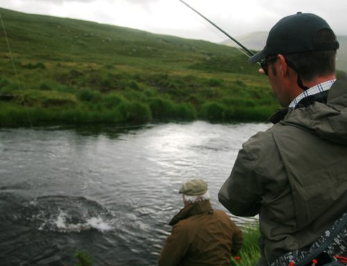 Salmon and sea trout angling regulations 2019